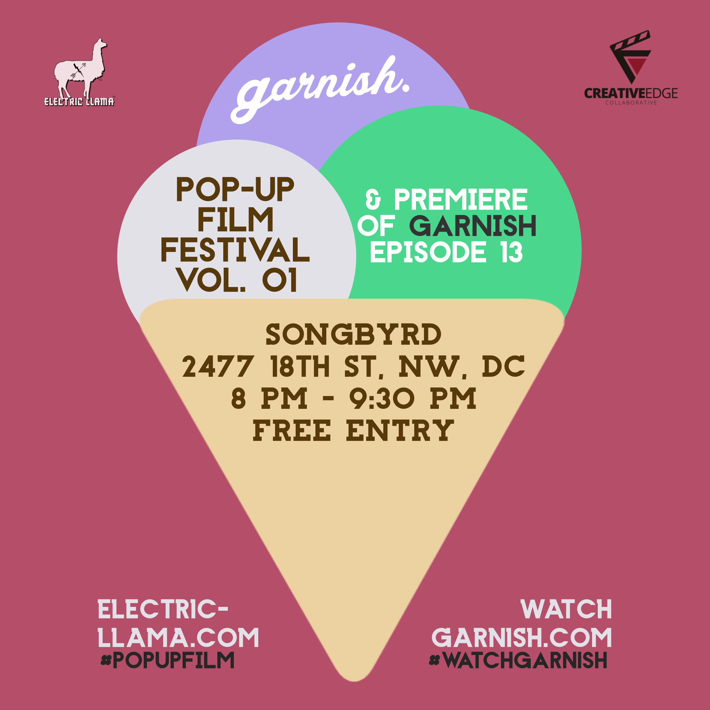 """Garnish"" Pop-Up Film Festival Vol. 01 – Watchlist"